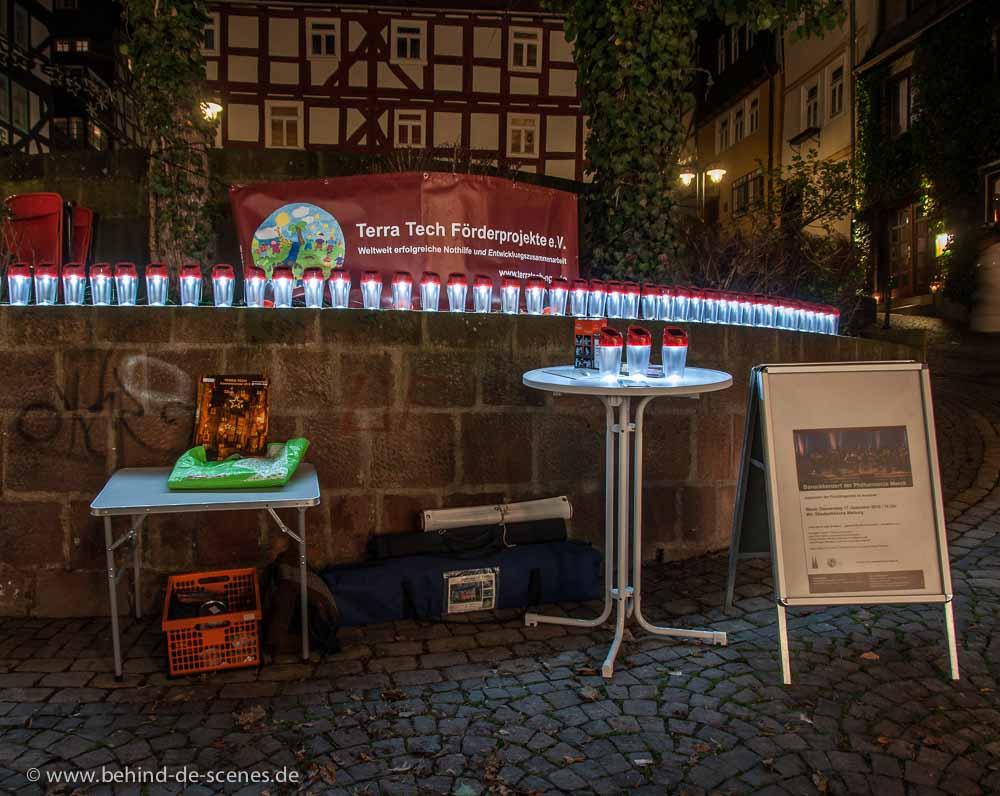 Solarlampen Projekt TERRA TECH
