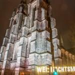 Elisabethkirche bei der Marburg b(u)y Night