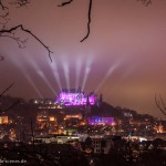 Schloss bei der Marburg b(u)y Night