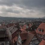 Häuser in der Oberstadt