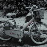 AStA Rad im Schnee